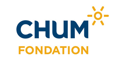 Logo: Fondation du CHUM (CNW Group/Fondation du CHUM)