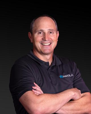 Mark Russell, Nikola CEO
