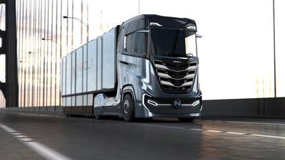 The Nikola Tre will launch first in Europe through a joint venture with Nikola and IVECO. It will be built in Ulm, Germany.