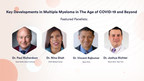 """Health Media Company SurvivorNet to Host Virtual Conference on """"Key Developments in Multiple Myeloma in The Age of COVID-19 and Beyond"""" Featuring Leading Myeloma Researchers"""