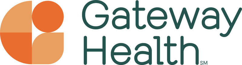 New Gateway Health logo (PRNewsfoto/Gateway Health Plan)
