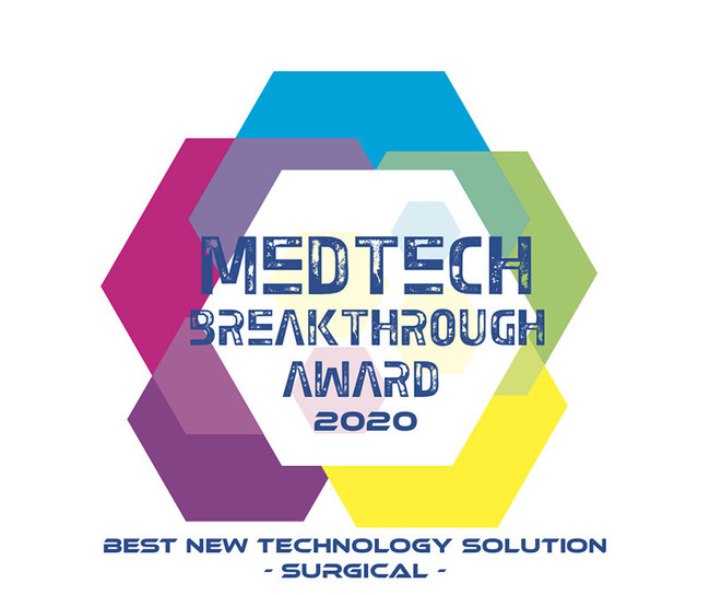 Lumenis MOSES Technology Wins 2020 MedTech Breakthrough Award for Innovation in Surgical Technology