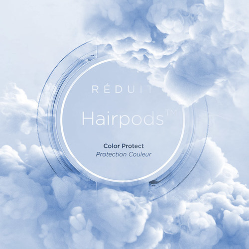 RÉDUIT Color Protect Hairpods™  - a simple way to protect hair from pollution, saltwater and UV radiation