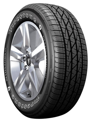 Bridgestone Americas today announced the launch of its all new Firestone Destination LE3 tire, the latest addition to the company's best-selling line of tires for SUV, CUV and light truck applications.