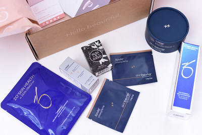 The BEAUTY KNOCKS BOX is the only quarterly subscription box with physician-prescribed, medical-grade skincare products! Each box is priced at $99. Every patient will be assigned their very own skincare expert who will guide you through your new medical-grade products routine.