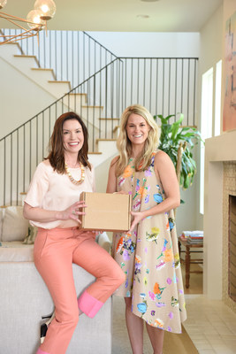 Dr. Sarah Allen, MD (left) and Claire O'Bryan, ANC-P (right) saw a market need for accessible medical-grade skincare products without having to step into a doctor's office. Through the BEAUTY KNOCKS BOX, you can now have medical-grade products sent to your door four times per year all while being under the care of your very own skincare expert. All skincare experts through the BEAUTY KNOCKS BOX are physicians or nurse practitioners.