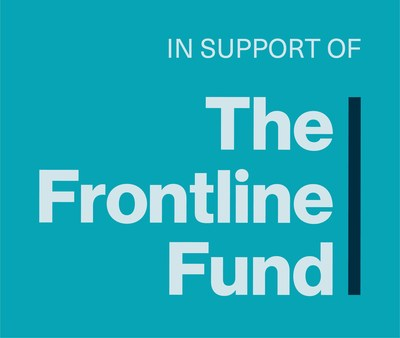 The Frontline Fund was created by leaders in the healthcare fundraising sector who formed a national coalition to help leading Canadian hospitals and foundations raise urgently needed funds to support the highest priority needs of participating hospital foundations, including to support COVID-19 and support for the Northern Territories and Indigenous health. (CNW Group/Swoop)