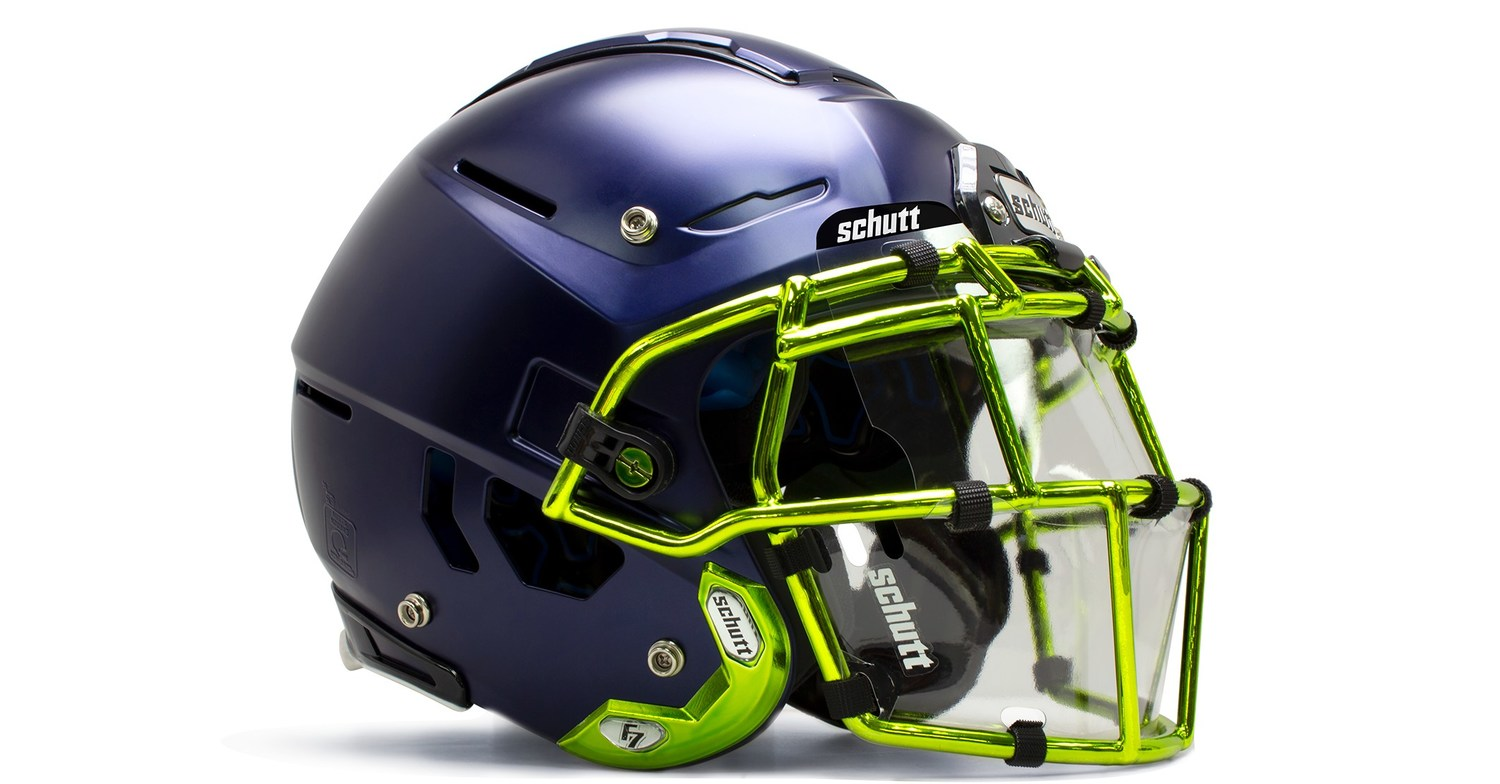 Schutt Creates Splash Shield To Protect Football Players From Harmful Droplets