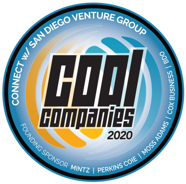 Connect Cool Company 2020 Badge