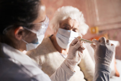 Medical experts recommend nursing homes screen patients for COVID-19 twice daily and test staff three times, one week apart, to identify newly infected staff.