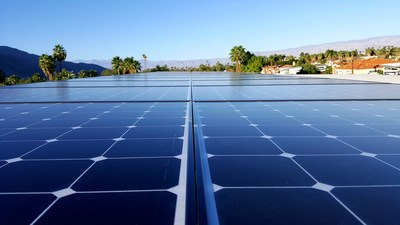 Palm Springs has installed more solar per capita than any other city in the continental United States, and Renova Energy has installed the most of any company there.