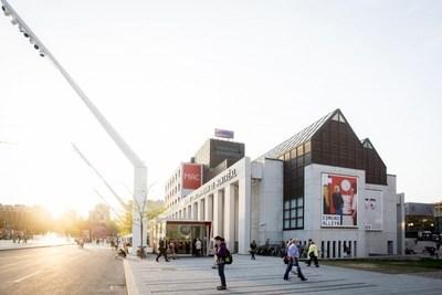 Photo : Sébastien Roy (CNW Group/Musée d'art contemporain de Montréal)