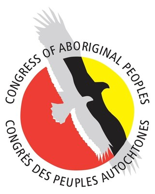 Logo: Congress of Aboriginal Peoples (CNW Group/Congress of Aboriginal Peoples)