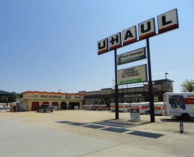 U-Haul® is offering 30 days of free self-storage to residents who stand to be impacted by Tropical Storm Cristobal – expected to make landfall on Sunday.