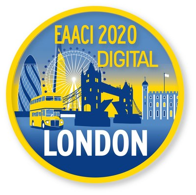 EAACI Digital Congress 2020 Logo (PRNewsfoto/European Academy of Allergy and)