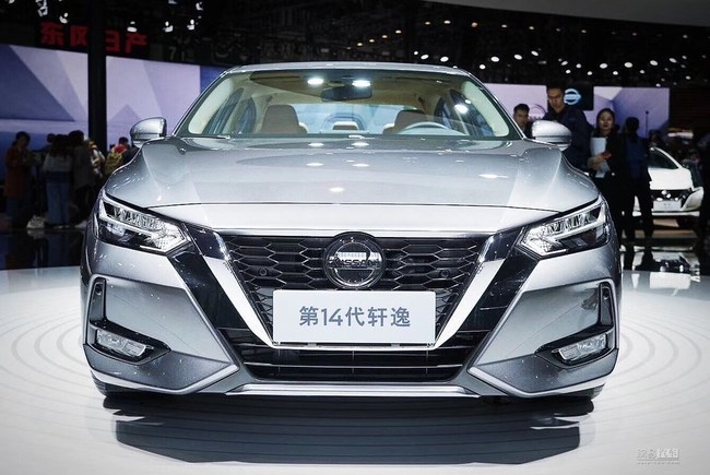 Dongfeng Nissan Sylphy ZE 2020
