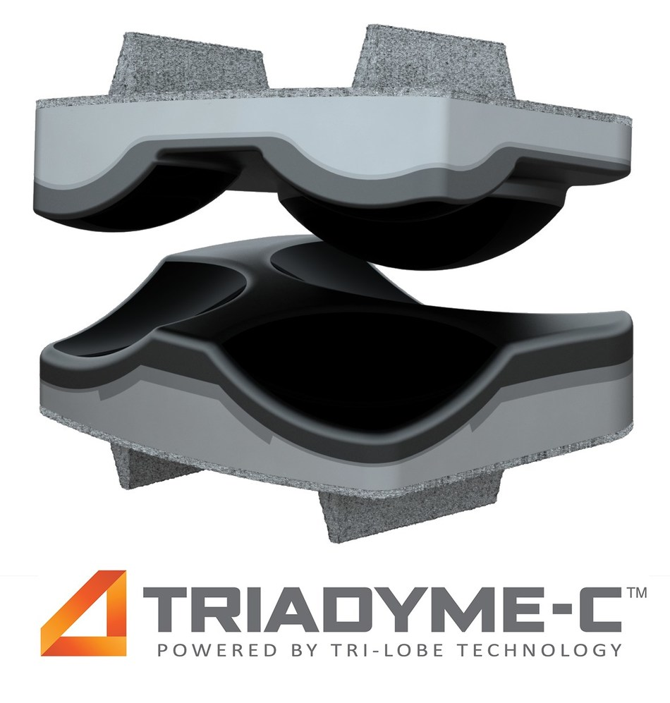 Breakthrough next generation total cervical disc replacement with a REVOLUTIONARY material and novel, INNOVATIVE design