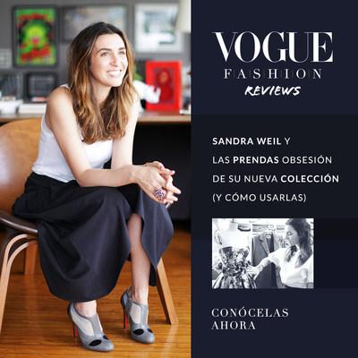 Capítulo 1 de Vogue Fashion Reviews con Sanda Weil