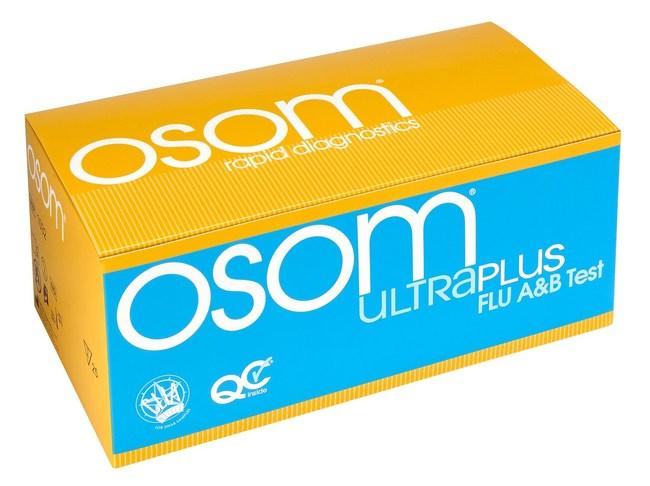 OSOM Ultra Plus Flu A&B Test