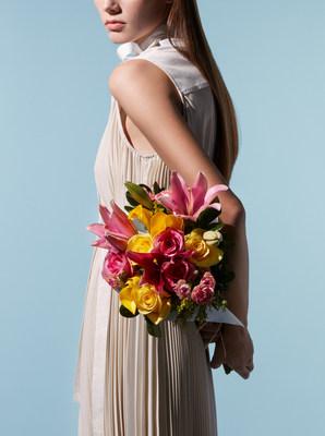 Watercolor Chiffon™ Bouquet by Jason Wu for Wild Beauty