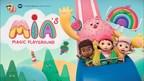 "Moonbug Brings ""Mia's Magic Playground"" to Sky Kids"
