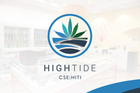 High Tide Inc. - Canna Cabana Bayview (CNW Group/High Tide Inc.)