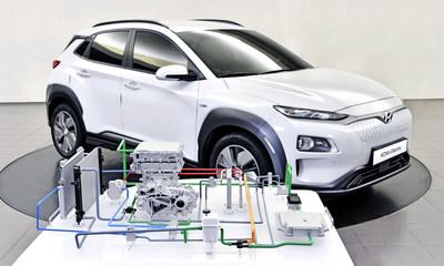 Hyundai Kona Electric_Heat pump technology