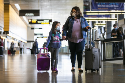 Customers are expected to bring their own mask and wear it at the airport and during their flight.