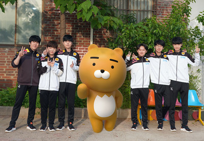 DRX signs partnership with Kakao, Kakao Friends IP will be used in main sponsorship agreement