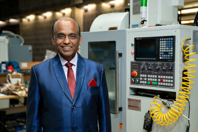 Anil Srivastava, PhD, FSME, professor at the University of Texas Rio Grande Valley, has led several high-impact projects in precision machining, tooling, grinding and process optimization. He has been elected to the 2020 SME College of Fellows.