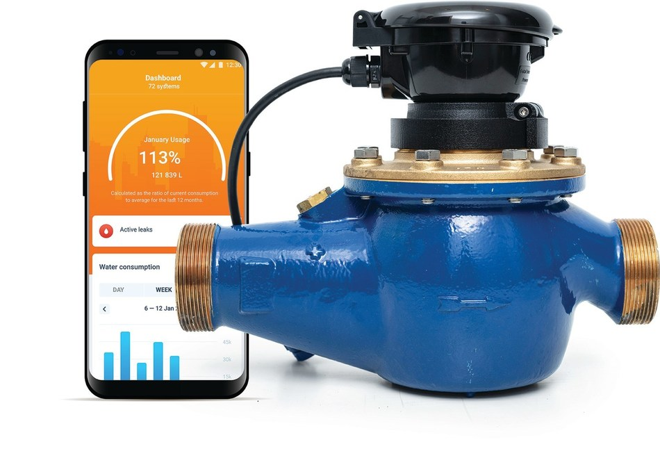 WINT's AI-powered system prevents water-leak damage on jobsites as part of AXA XL's Construction Ecosystem, an integrated digital platform that helps contractors manage and reduce risk
