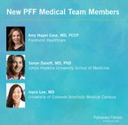 Pulmonary Fibrosis Foundation Expands Medical Team