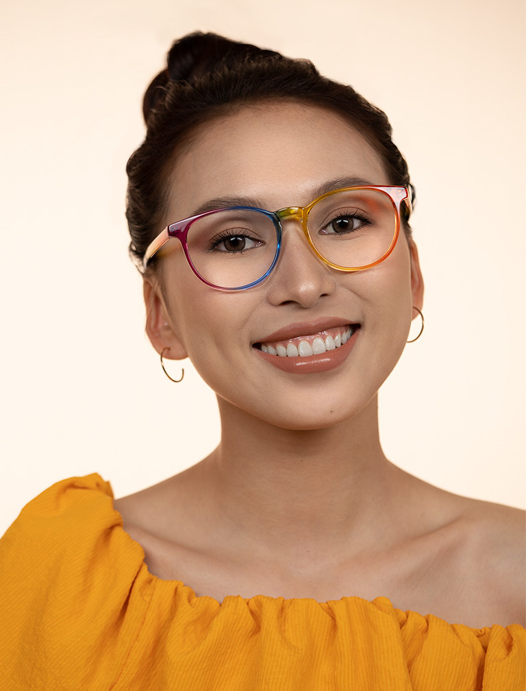 "EyeBuyDirect celebrates LGBTQ Pride with the launch of the ""Freedom Collection."""