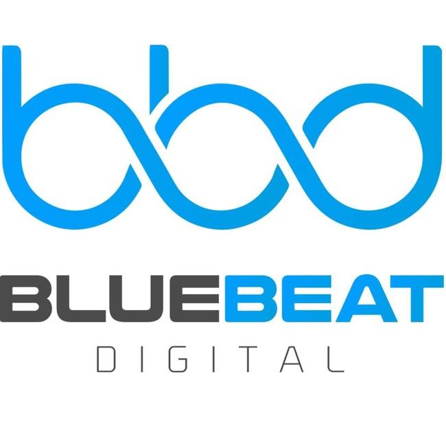 Blue Beat Digital Logo
