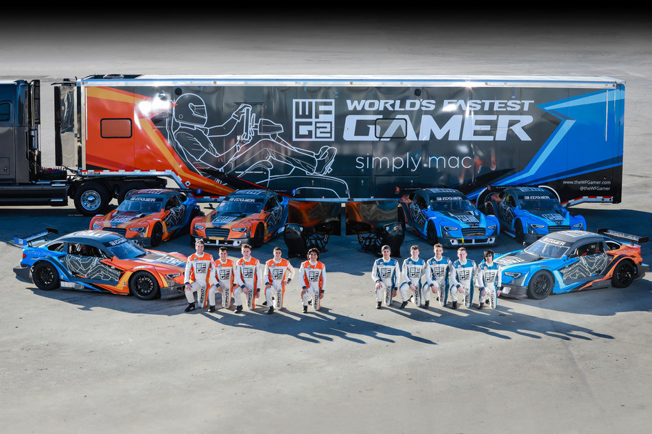World's Fastest Gamer brings together 10 of the world's fastest esports racers last year to compete for the chance to earn a real-world race drive worth more than a US$1 million - watch this Saturday on ESPN2.