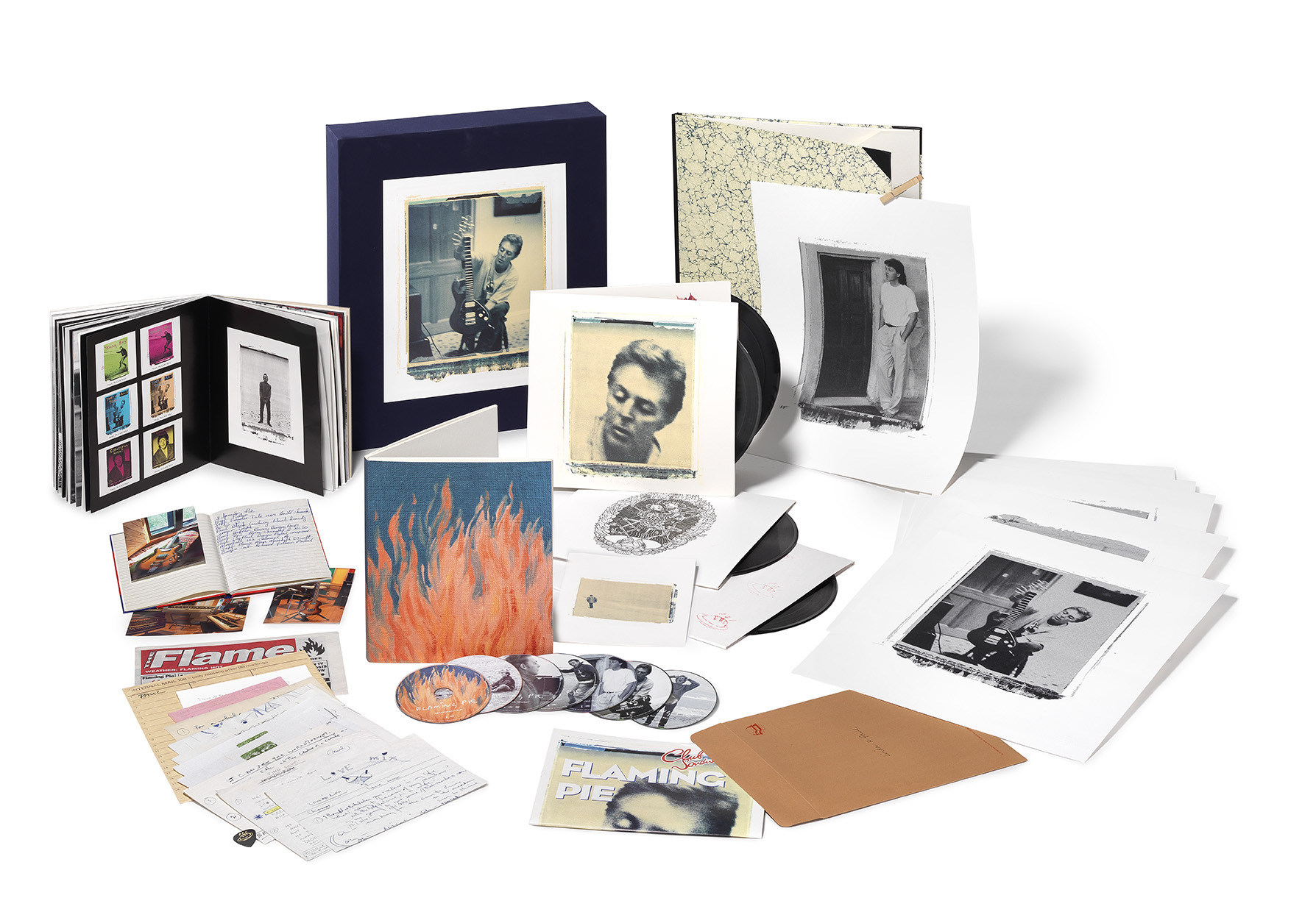 Paul McCartney Previously Unreleased Material, Photos, & Much More To Be Released July 31