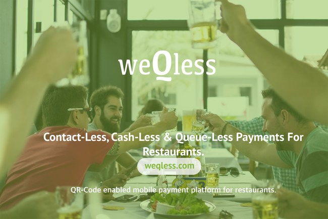 weQless Cover Image