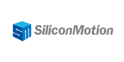 Silicon Motion Logo (PRNewsfoto/Silicon Motion)