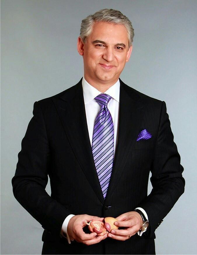 Dr David Samadi Of Roboticoncology Joins Newsmax Tv As Medical Contributor