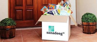 The Sanadeeg Box of Supplies