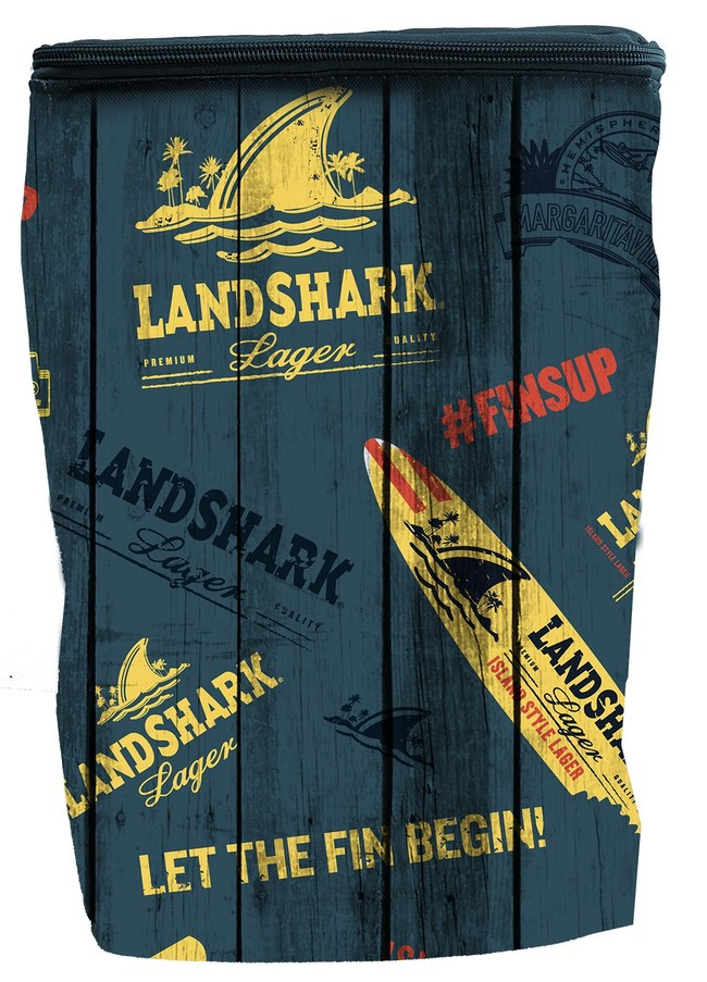 LandShark Lager Cooler Bag (CNW Group/Waterloo Brewing Ltd.)