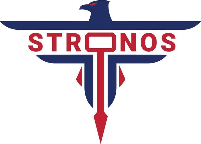 Stronos Industries Logo.