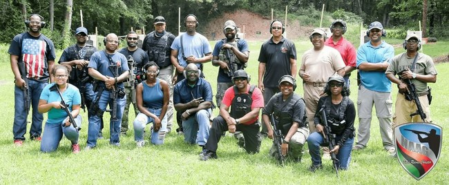 NAAGA Bass Reeves Gun Club