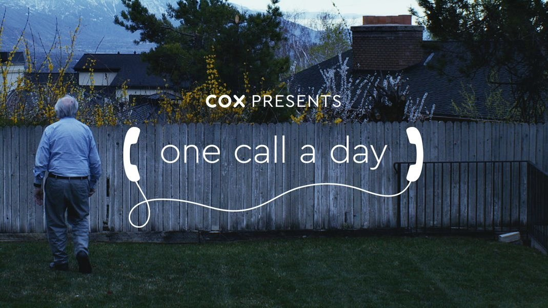 Cox Curbs Loneliness For Older Adults Amid Covid 19 With One Call A Day Jun 11 2020