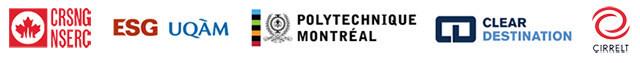 NSERC, ESG UQAM, Polytechnique Montréal, ClearDestination, CIRRELT (CNW Group/Université du Québec à Montréal)