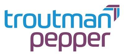 Troutman Pepper logo (PRNewsfoto/Troutman Pepper)