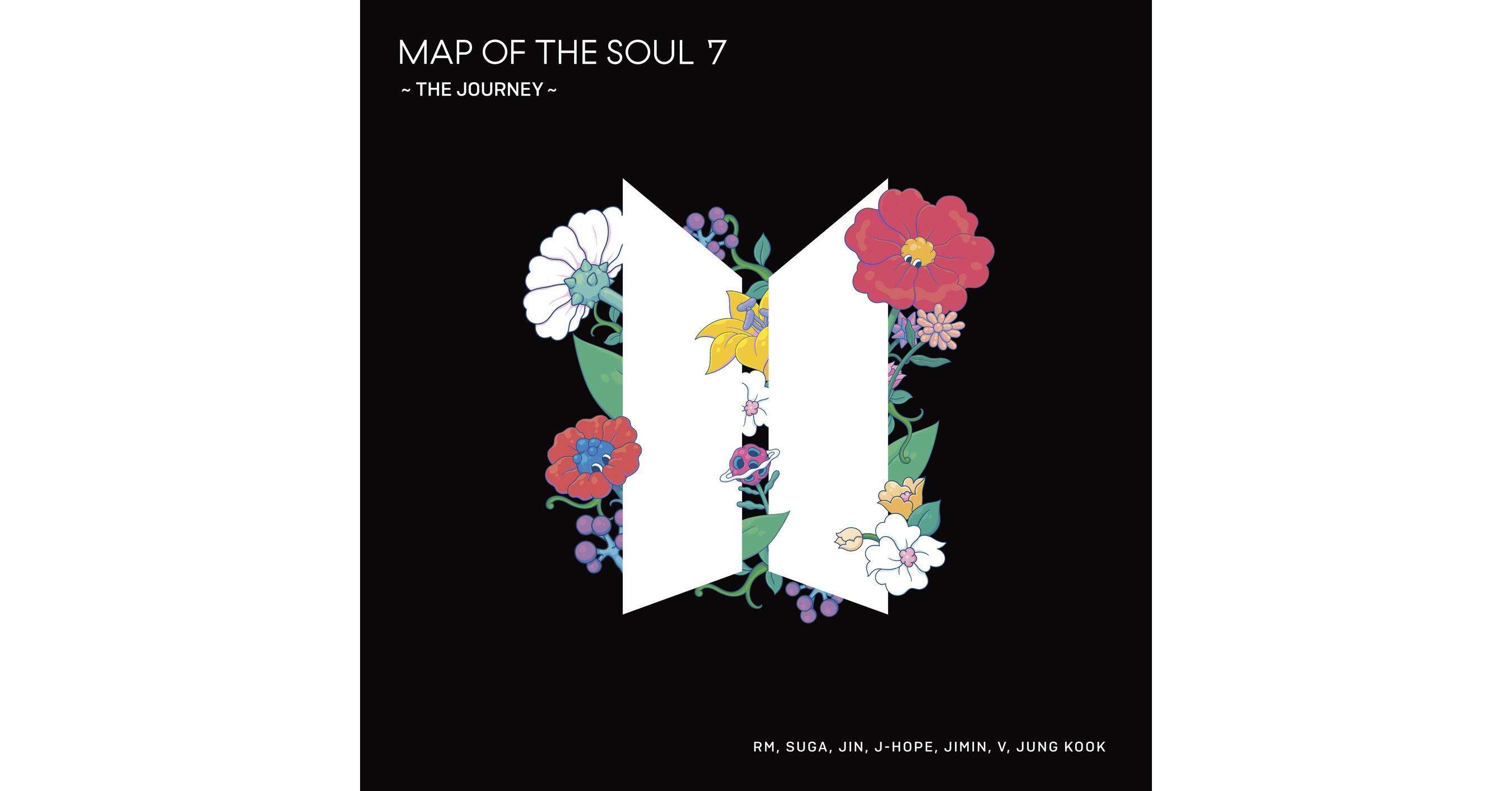 BTS MOTS7TJ Cover StandardEdition