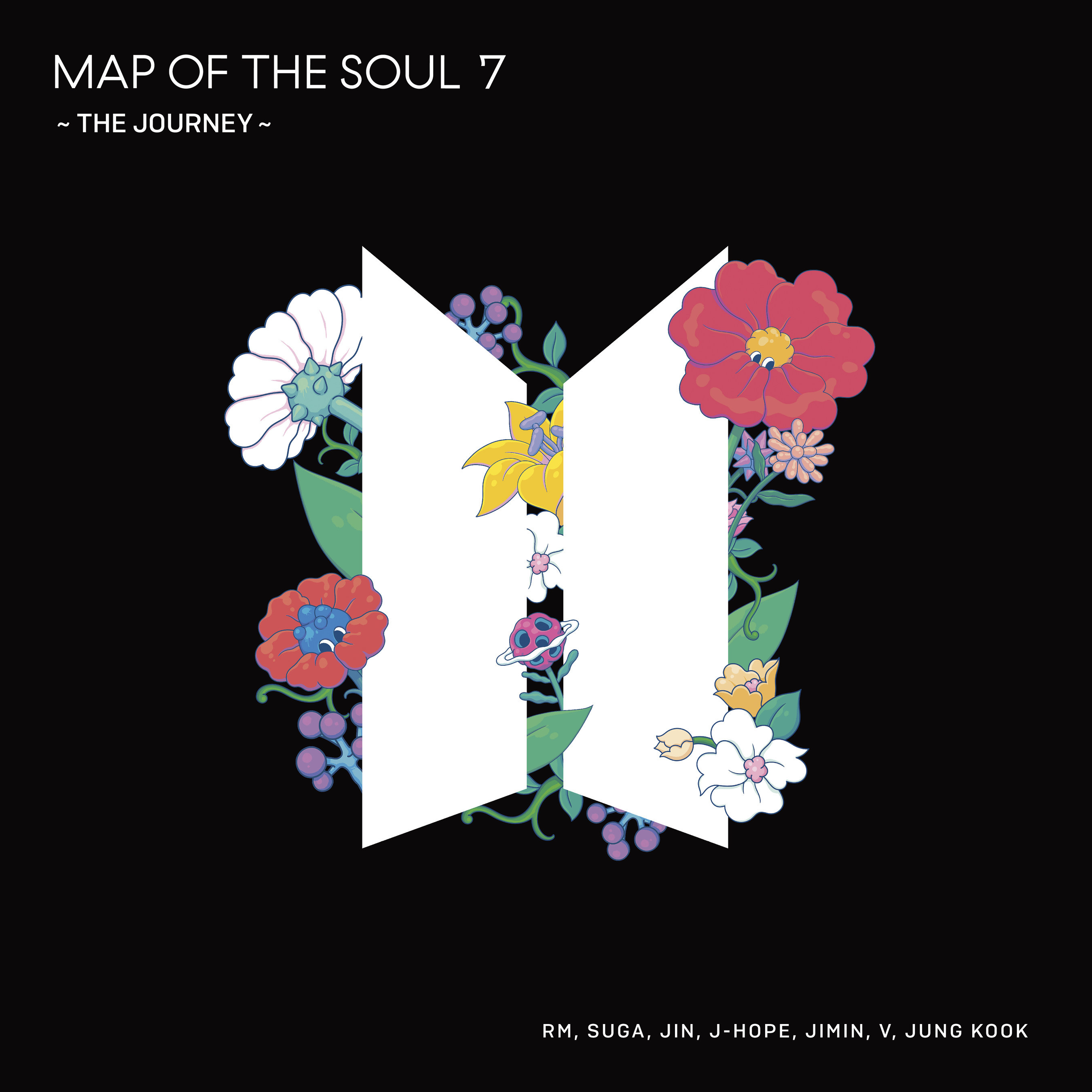 bts map of the soul 7 the journey bts map of the soul 7 the journey