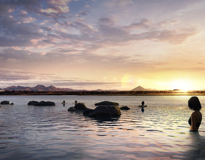 Sky Lagoon by Pursuit - New Oceanfront Geothermal Lagoon in Iceland