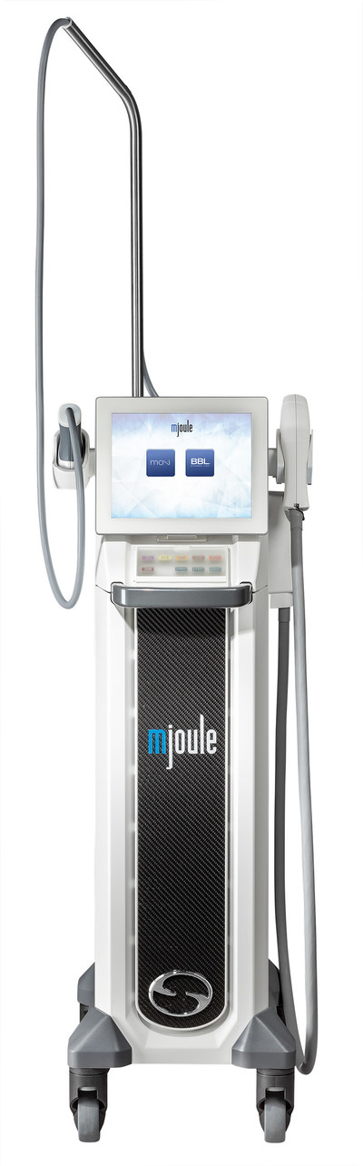 Sciton Inc. Unveils mJOULE™, Introducing BBL HERO™ and MOXI™